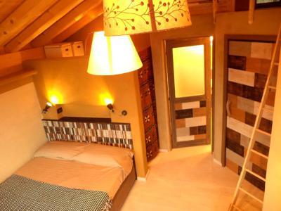 Tweepersoonskamer in appartement Terra