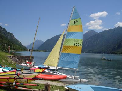 Windsurfing, fun for all