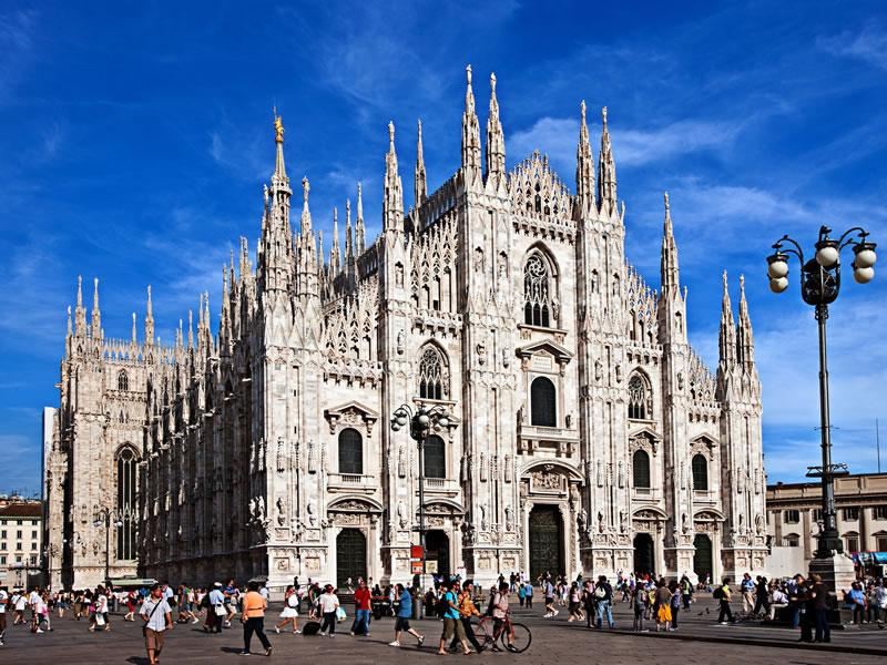 I love Milan