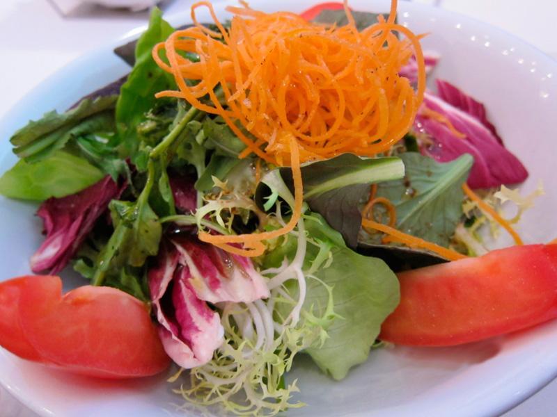 La natura anche nel piatto!
