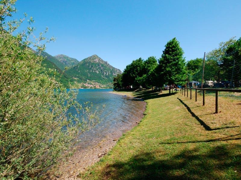 Natura, lago e relax
